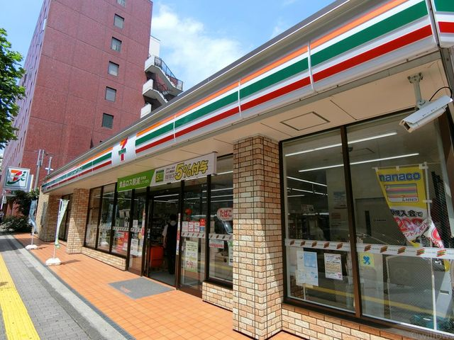 セブンイレブン港区広尾駅北店 徒歩2分。 120m