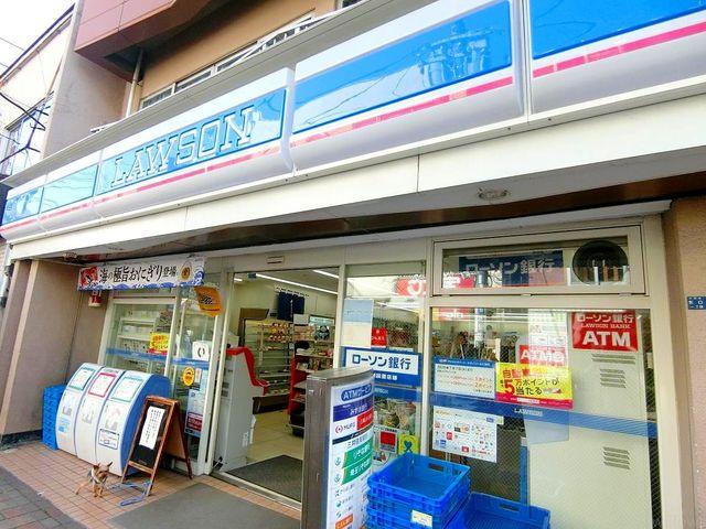 ローソン武蔵新田駅前店 徒歩4分。 250m