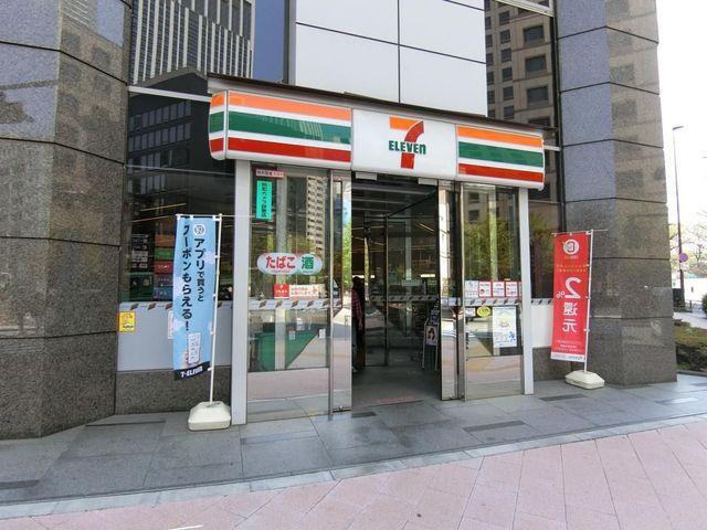 セブン‐イレブン/虎ノ門5丁目店 徒歩3分。 240m