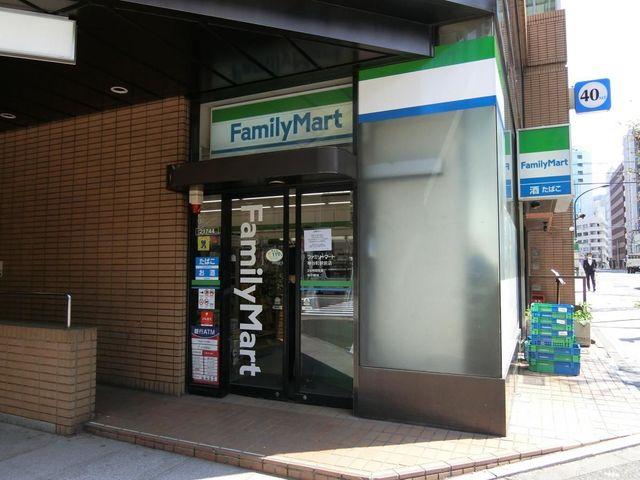 ファミリーマート神谷町駅前店 徒歩3分。 230m
