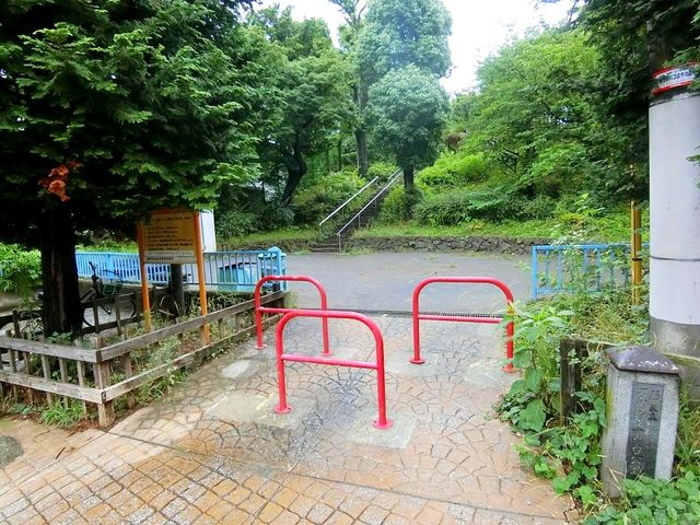 石川町上の台公園 徒歩1分。 40m