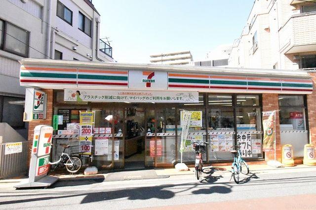 セブンイレブン不動前駅東店 徒歩1分。 70m