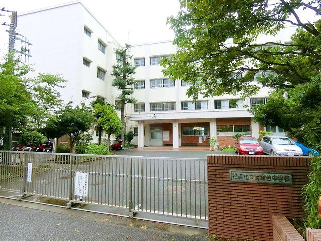横浜市立青葉台中学校 徒歩10分。 730m