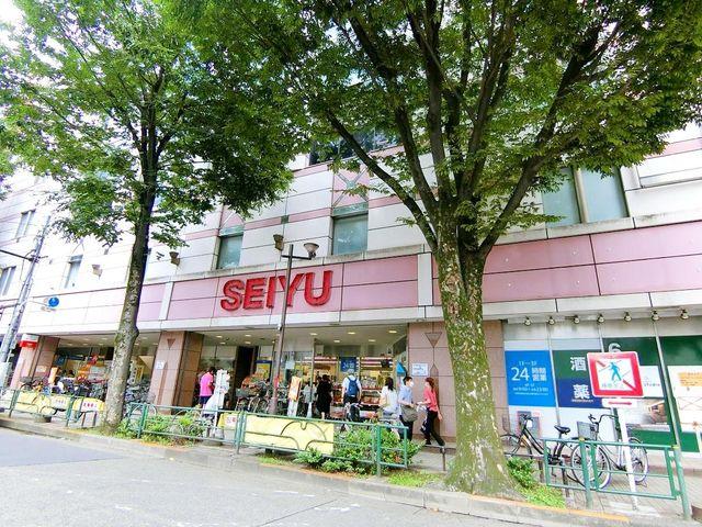 西友阿佐ヶ谷店 徒歩6分。 460m
