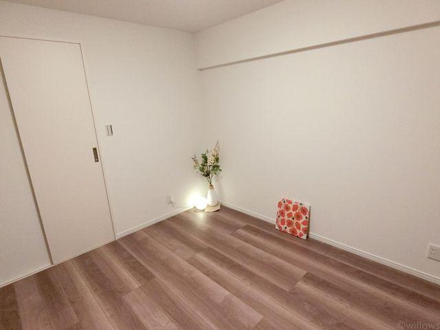 5.5畳の居室です。