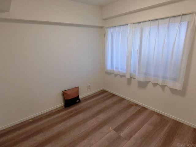 4.4畳の居室です。