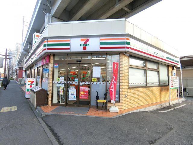 セブンイレブン川崎今井仲町店 徒歩10分。 770m