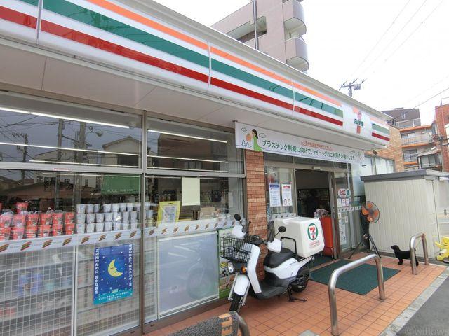 セブンイレブン板橋清水町店 徒歩2分。 150m