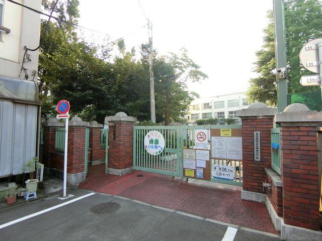 港区立御田小学校 徒歩3分 250m