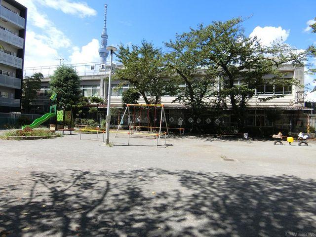 横川東公園 300m