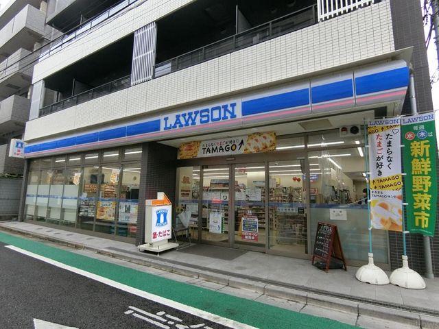 ローソン新小川町店 徒歩5分。 340m