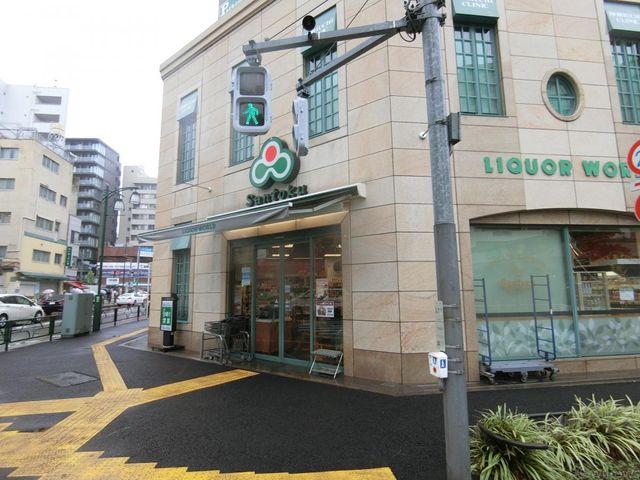 Santoku新宿本店 徒歩6分。 440m