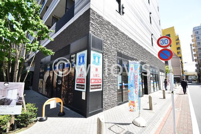 ローソン西蒲田八丁目店 徒歩1分。 40m