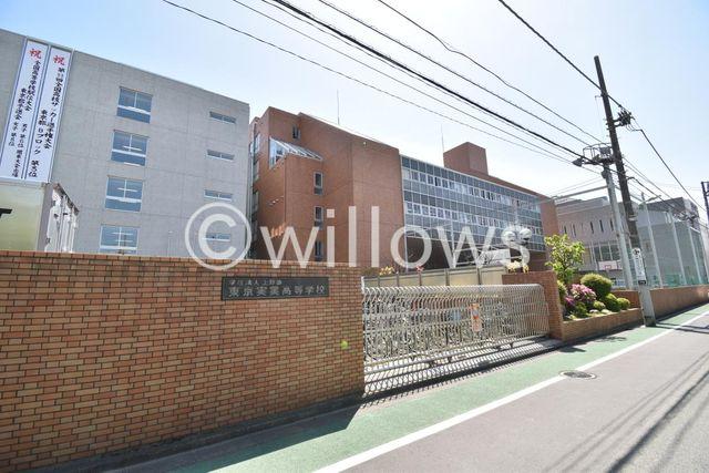 私立東京実業高校 徒歩3分。 200m
