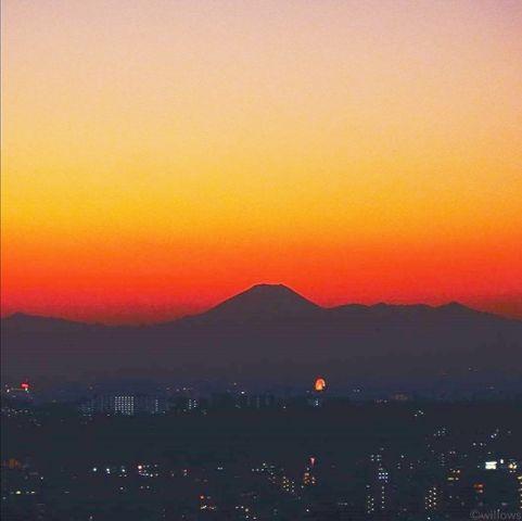 夕方の眺望も非常に綺麗です。