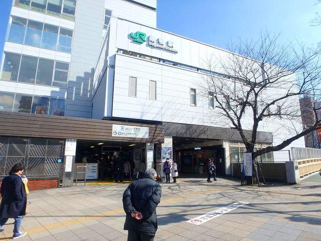 巣鴨駅(JR 山手線) 徒歩9分。 820m