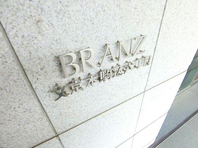 人気の「BRANZ」シリーズです。