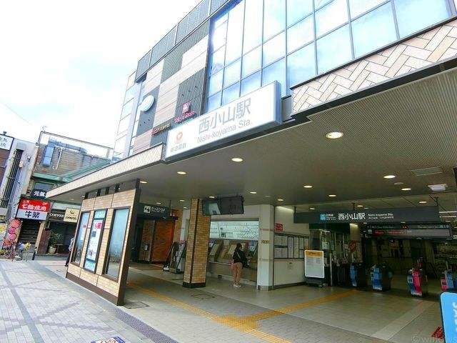 西小山駅(東急 目黒線) 徒歩11分。 820m