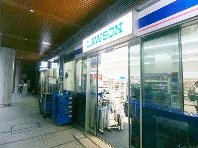 ローソンLAWSON武蔵小山店 徒歩1分。 40m