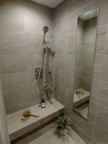 もっとお風呂が好きになる。お風呂に求める「心地いい」という瞬間のために使いやすさと上質な質感を両立するアイテムを備えた空間を演出。