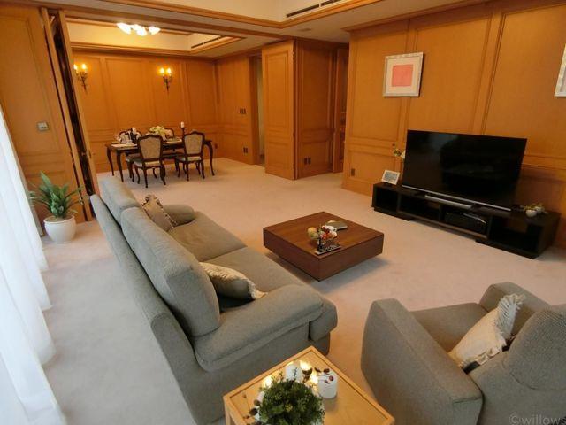 室内はハイスペックリノベーション済み。快適な毎日をお過ごし頂けるような設備が充実しております。