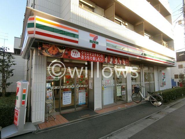 セブンイレブン品川西大井3丁目店 160m