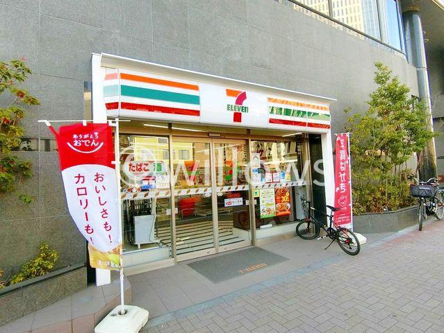 セブンイレブン中野坂上駅南店 60m
