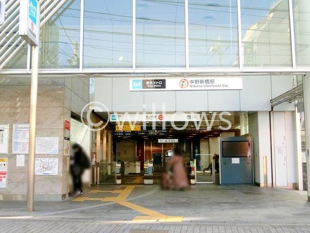 中野新橋駅(東京メトロ 丸ノ内線) 920m