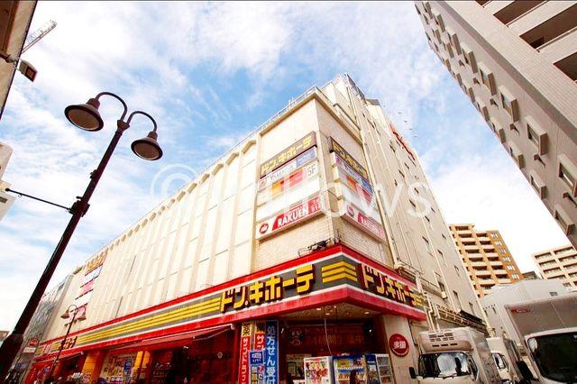 ドン・キホーテ溝ノ口駅前店 徒歩10分。 740m
