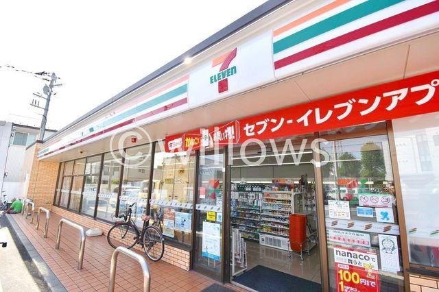 セブンイレブン川崎南加瀬5丁目店 徒歩2分。 160m