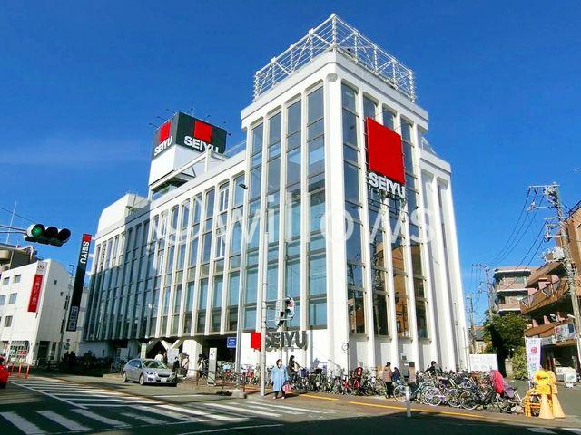 西友武蔵新城店 徒歩8分。 630m