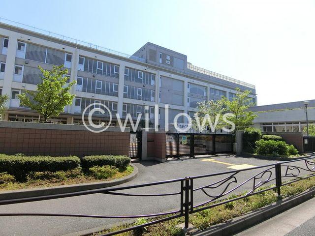 川崎市立橘中学校 徒歩7分。 560m