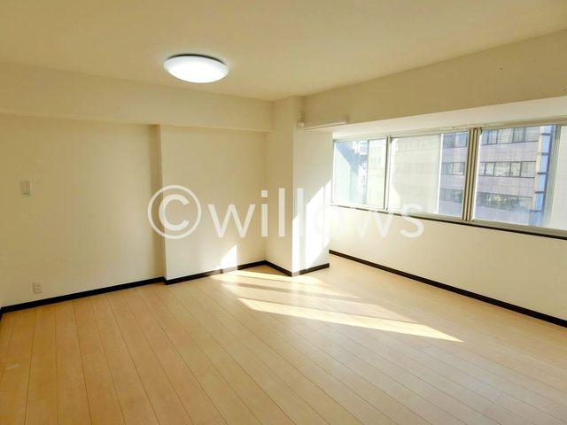 11畳の居室です。お部屋に開放感を感じさせてくれます。