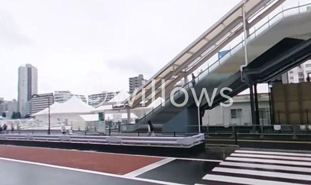 高輪ゲートウェイ駅(JR 京浜東北線) 890m