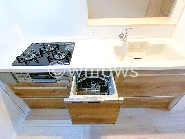 もちろん食洗機も付いております。