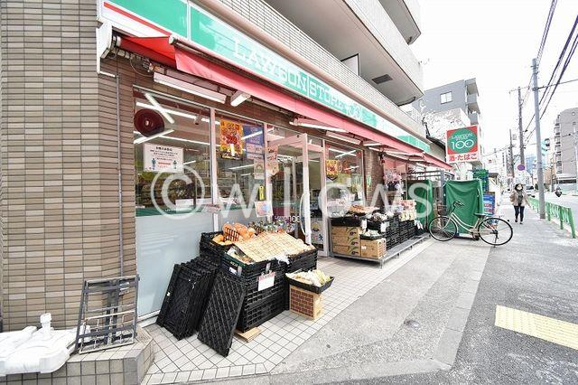 ローソンストア100中野新橋店 徒歩5分。 360m