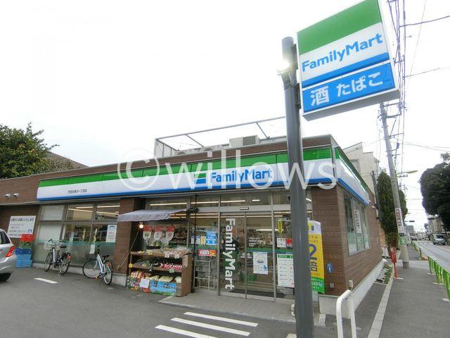 ファミリーマート世田谷奥沢一丁目店 徒歩1分。 80m