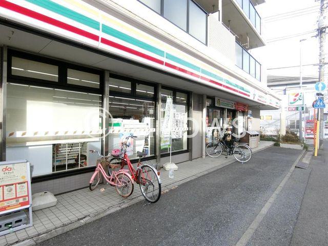 セブンイレブン川崎下小田中東店 徒歩3分。 200m