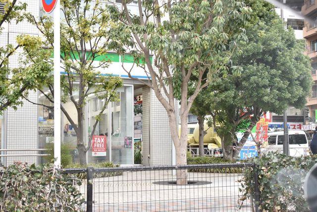 ファミリーマート東池袋春日通り店 徒歩9分。 660m