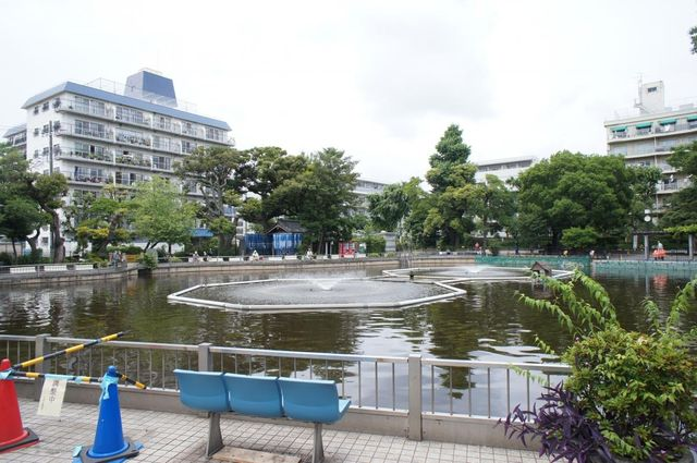 清水池公園 180m