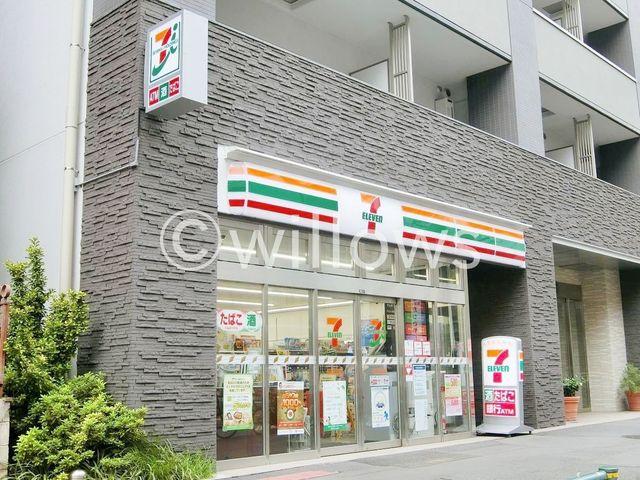 セブンイレブン渋谷恵比寿3丁目店 徒歩2分。 100m