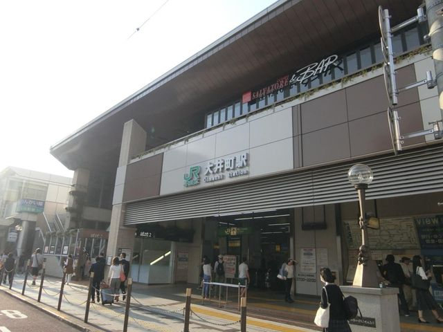 大井町駅(JR 東海道本線) 500m