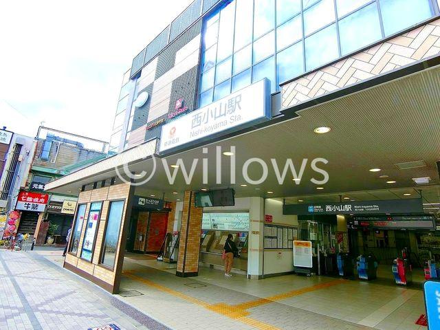 西小山駅(東急 目黒線) 徒歩4分。 290m