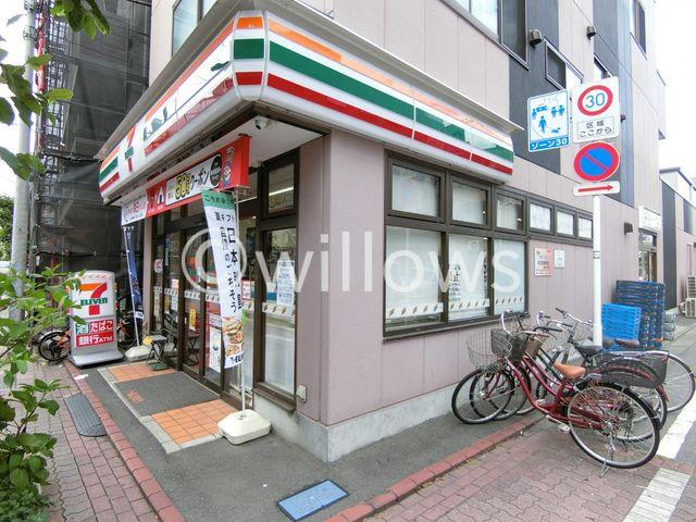 セブンイレブン大田区美原通り南店 徒歩3分。 190m