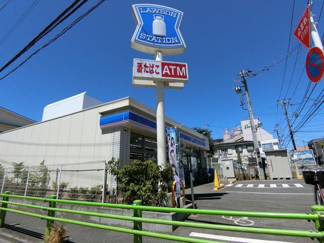 ローソン世田谷玉堤一丁目店 徒歩8分。 610m