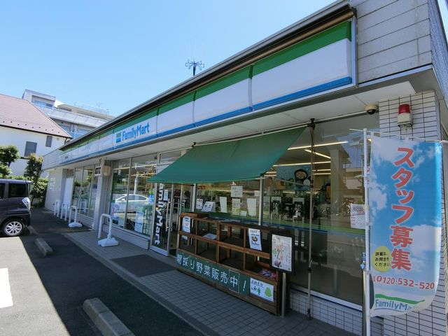 ファミリーマート世田谷玉堤店 徒歩9分。 680m