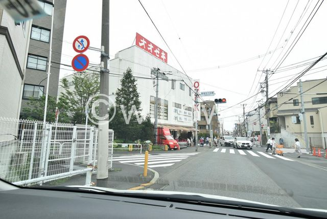 スーパーオオゼキ経堂店 徒歩6分。 450m