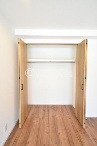 陽当たりの良さがお部屋に開放感を感じさせてくれます。