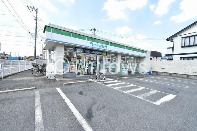 ファミリーマート駒井町一丁目店 徒歩7分。 500m