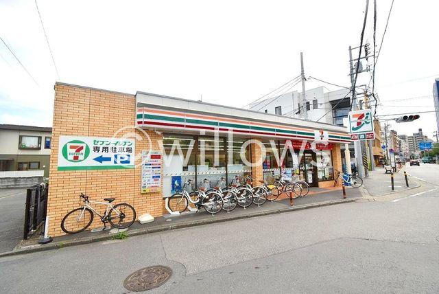 セブンイレブン川崎ガス橋通り店 徒歩3分。 170m